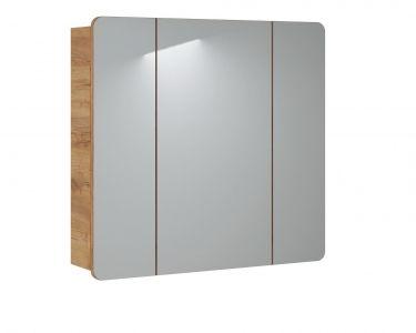 Koupelnová skříňka ARUSA  843 - závěsná zrcadlo 80