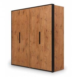 Šatní skříň LOOFT LFSZ 4D