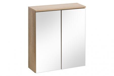 Koupelnová skříňka REMIK 842 - závěsná zrcadlo 60