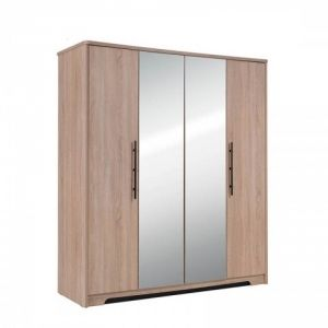 Šatní skříň BARCA 4D