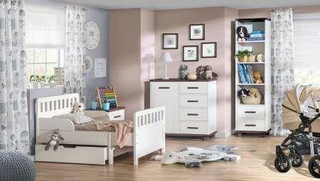 Dětská postel IGA