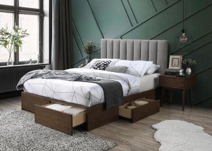 Manželská postel GORASHI 160