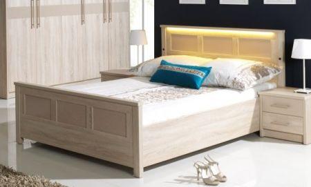 Manželská postel CREMONA