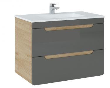 Koupelnová skříňka ARUSA AGAVE 821 - pod umyvadlo 80