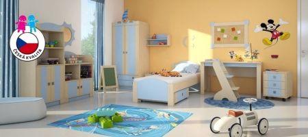 Dětský pokoj BOŘEK 1