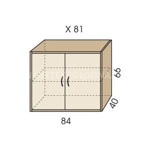 Nástavec na skříň JIM 5 X 81