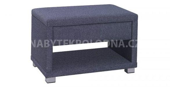 Noční stolek BOXSPRING A