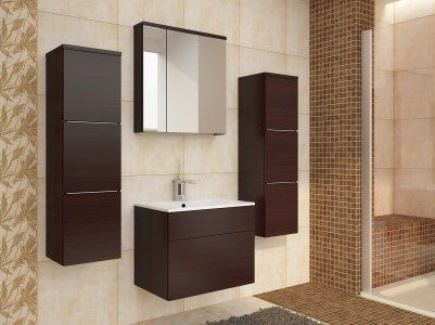 Koupelnová sestava PORTOS wenge