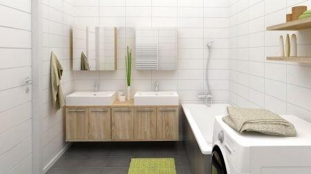 Koupelnová sestava REA REST 150