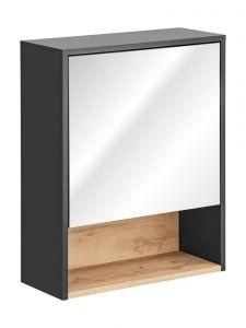 Koupelnová skříňka BORNEA 840 - závěsné zrcadlo 60