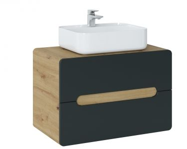 Koupelnová skříňka ARUSA COSMOS 829 - pod umyvadlo 80