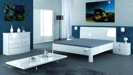 Manželská postel EXCLUSIVE