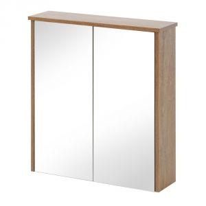 Koupelnová skříňka DECO 840 - závěsná zrcadlová 64