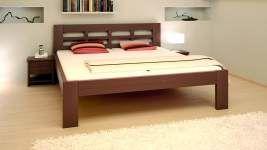 Manželská postel SYLVIE