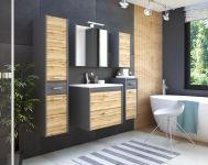 Koupelnová sestava IBIZA ANTRACIT 120