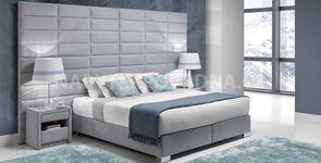 Manželská postel KONTINENTÁLNÍ 600