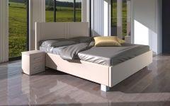 Čalouněná manželská postel LAURA