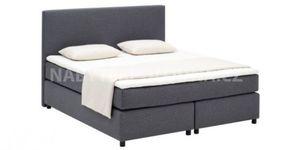 Manželská postel KONTINENTÁLNÍ 100