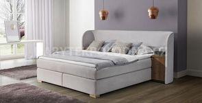 Manželská postel KONTINENTÁLNÍ 506