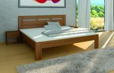 Manželská postel CARRERA